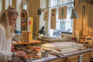 Sehenswürdigkeiten Wien Supersense Store Stempel