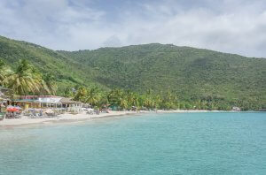 Tortola British Virgin Islands Karibik Britische Jungferninseln