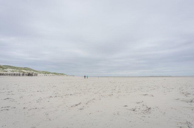 Insel Juist Nordsee Urlaub Bill Westen Sandbank