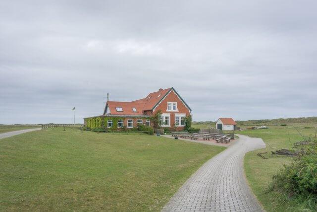 Insel Juist Nordsee Urlaub Domäne Bill