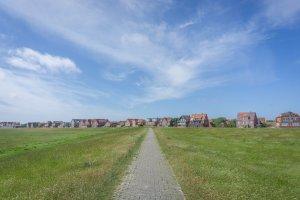 Insel Juist Nordsee Urlaub Dorf