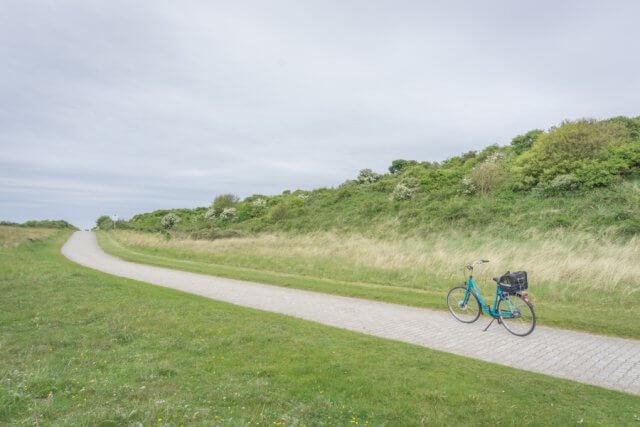 Insel Juist Nordsee Urlaub Fahrradtour