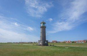 Insel Juist Nordsee Urlaub Leuchtturm