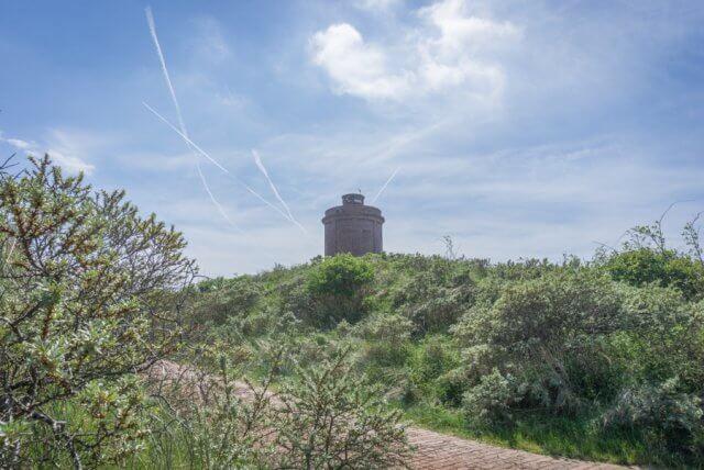 Insel Juist Nordsee Urlaub Wasserturm