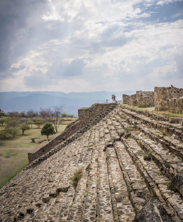 Mexiko Urlaub Oaxaca de Juarez Monte Alban