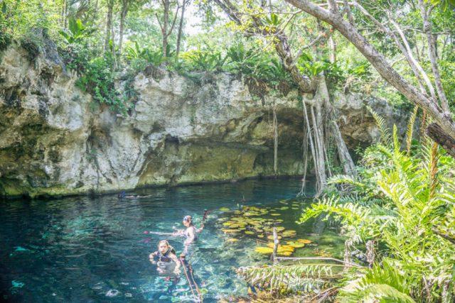 Mexiko Urlaub Rundreise Tulum Grand Cenote