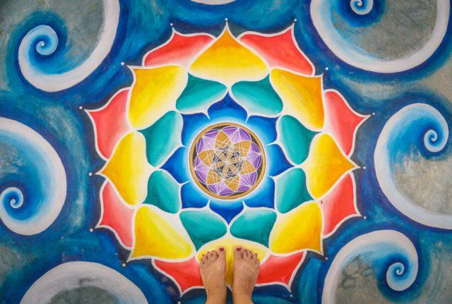 Mexiko Urlaub Rundreise Tulum Mandala Yoga
