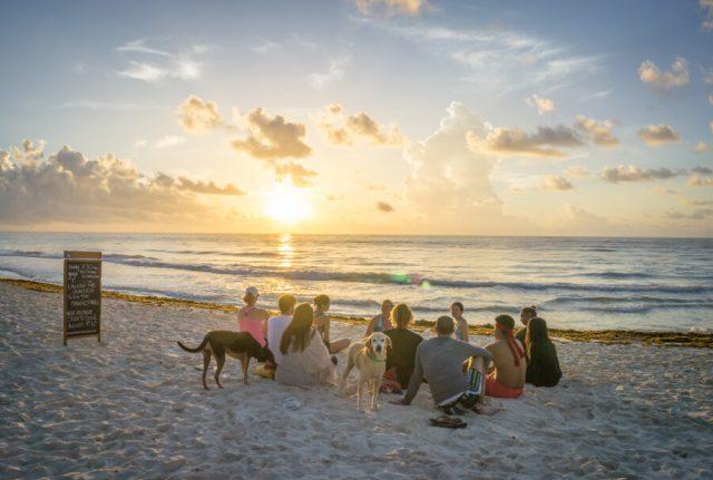 Mexiko Urlaub Rundreise Tulum Retreat Strand