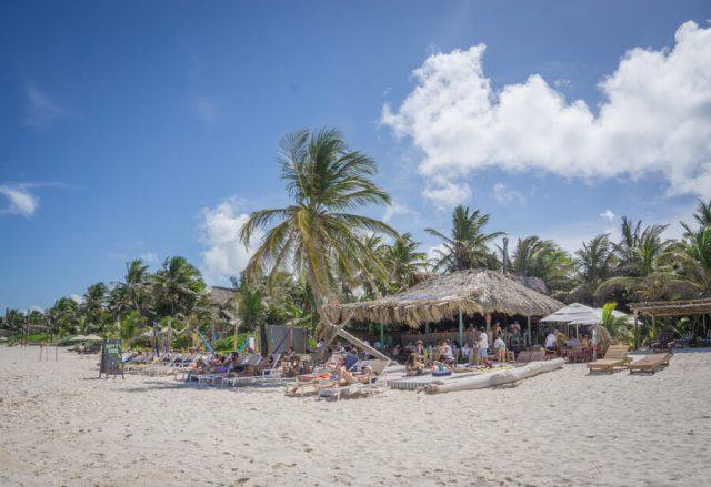 Mexiko Urlaub Rundreise Tulum Taqueria La Eufemia