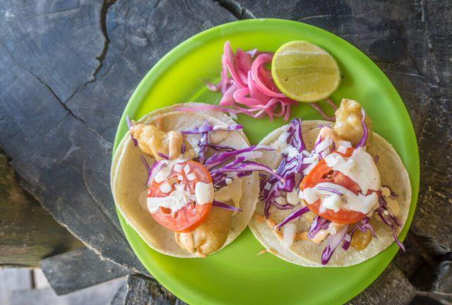 Mexiko Urlaub Rundreise Tulum Taqueria La Eufemia Tacos