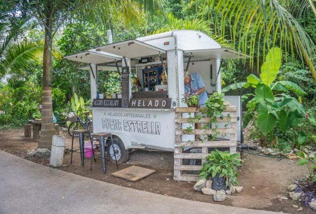 Mexiko Urlaub Rundreise Tulum Vegane Eiscreme