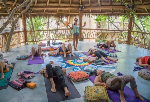 Mexiko Urlaub Rundreise Tulum Yoga