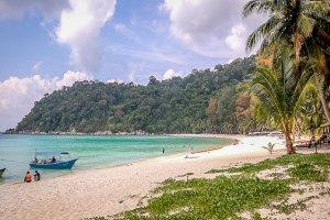 Urlaub Reiseziele August Perhentian Islands Malaysia