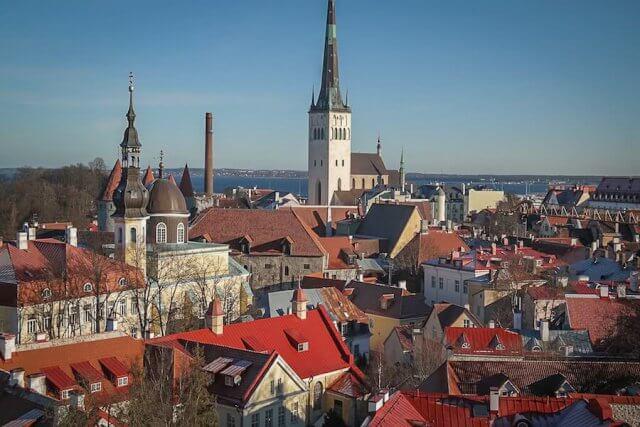 Urlaub im August Tallinn Estland Reiseziele August Urlaub