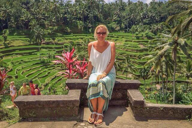 Urlaub im August Tegallalang Reisterrassen Ubud Reiseziele August Urlaub