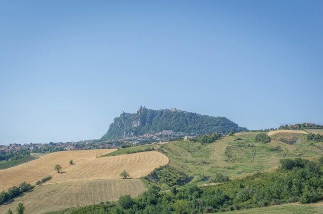 Emilia Romagna Italien San Marino