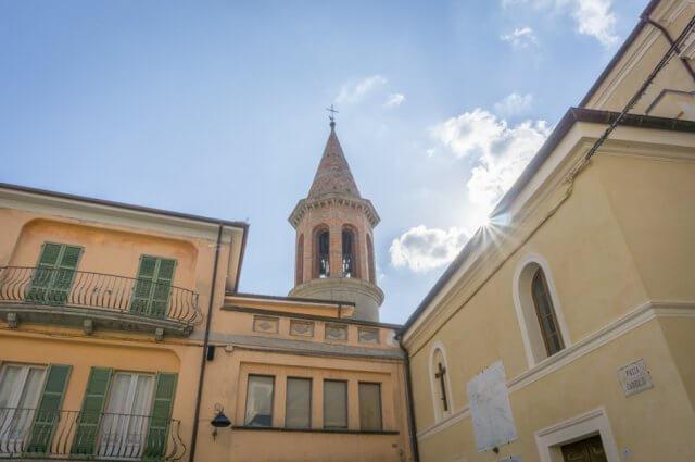 Emilia Romagna Italien Verucchio