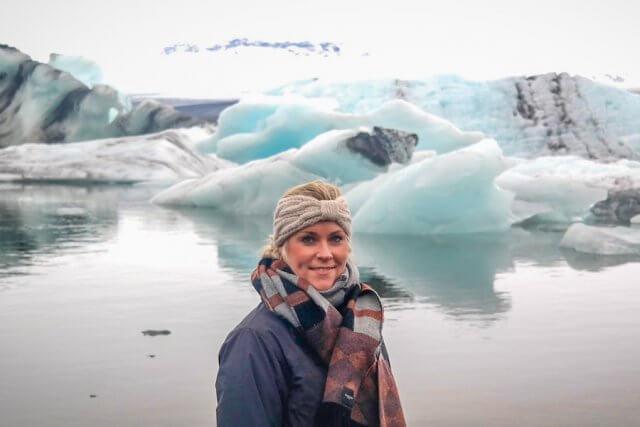 Island Joerkulsarlon Reiseziele September
