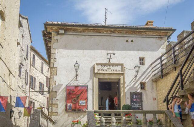 San Marino Foltermuseum