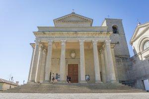 San Marino Kirche