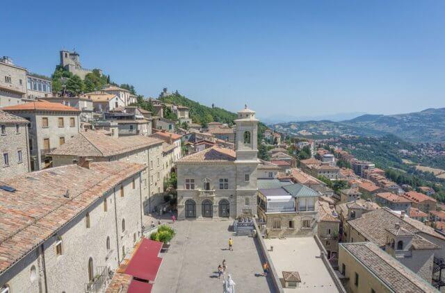 San Marino Liberty Square