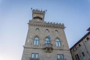 San Marino Public Palace