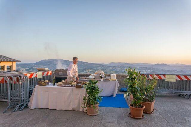 San Marino Restaurant Barbecue