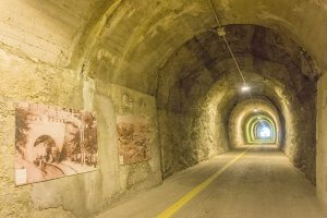 San Marino Tunnel Fluechtlinge