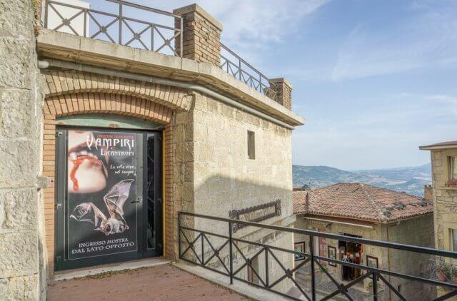 San Marino Vampirmuseum