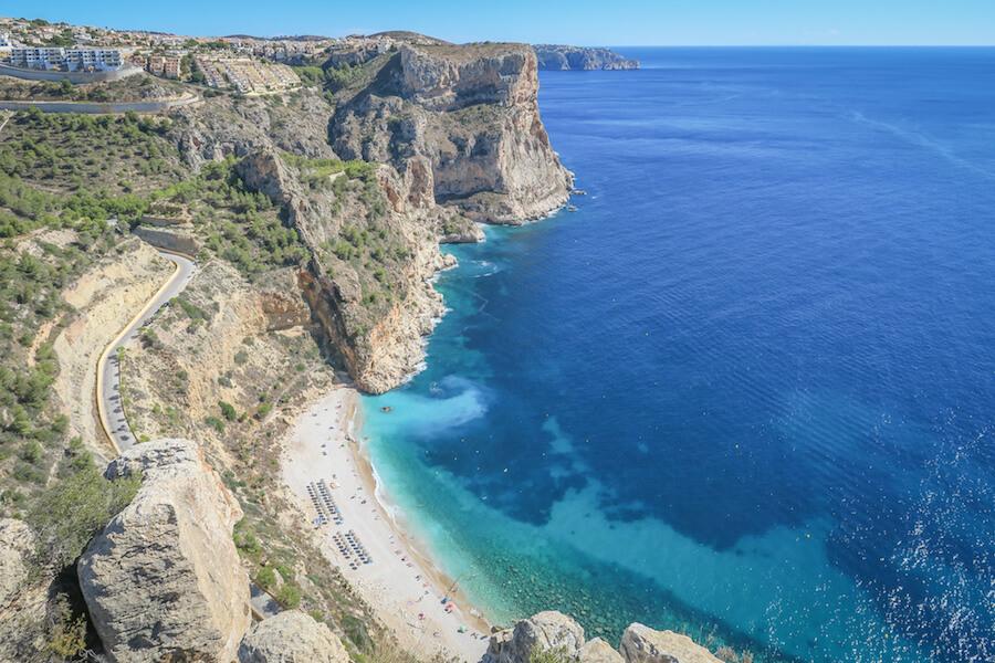Spanien Costa Blanca Reiseziele September