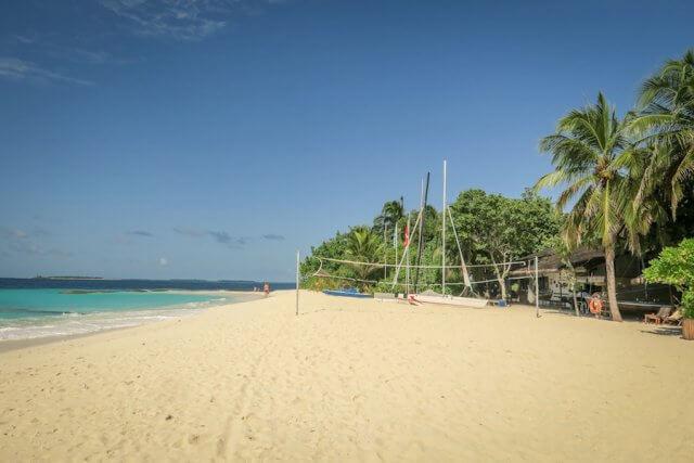 Malediven Inseln Reethi Beach Aktivitäten