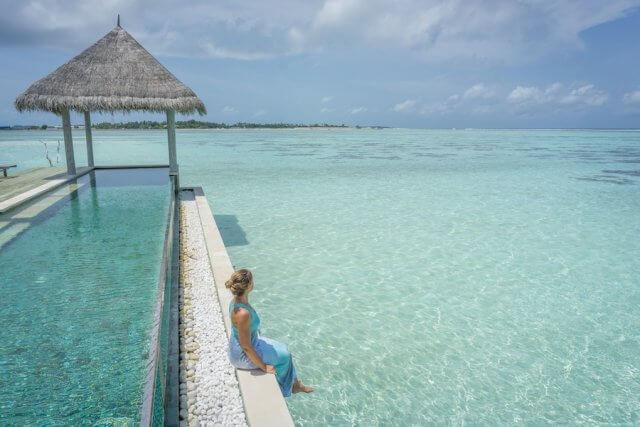 Malediven Urlaub Gili Lankanfushi Presidentenvilla