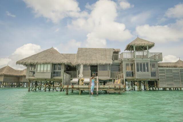 Malediven Urlaub 18 Gili Lankanfushi Villa