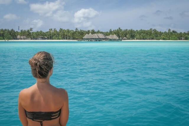 Malediven Urlaub Gili Lankanfushi Castaway