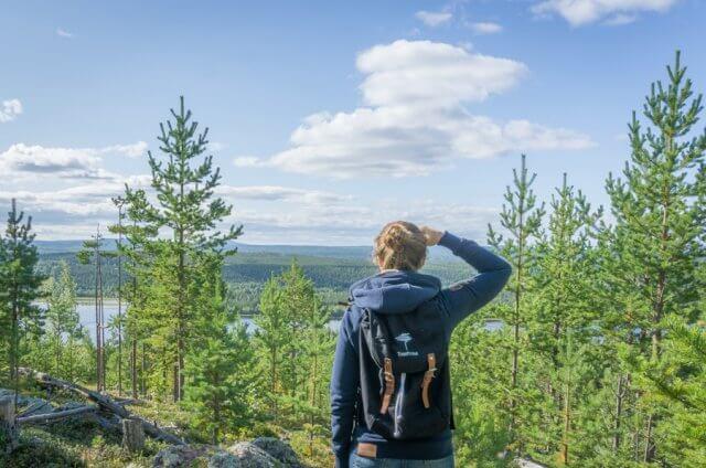 Schweden Harads Treehotel