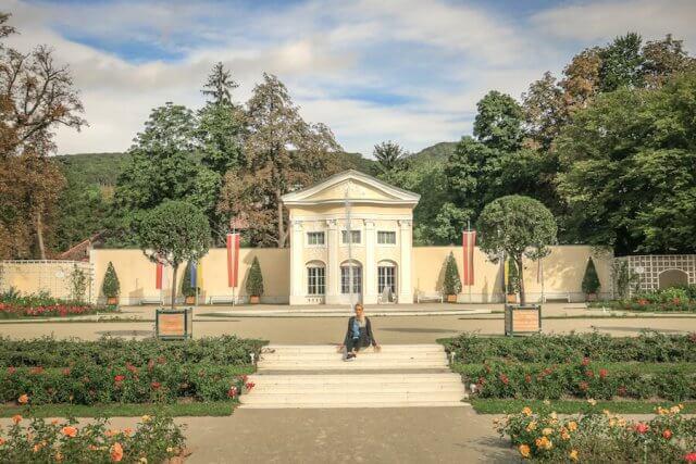 Baden bei Wien Rosarium