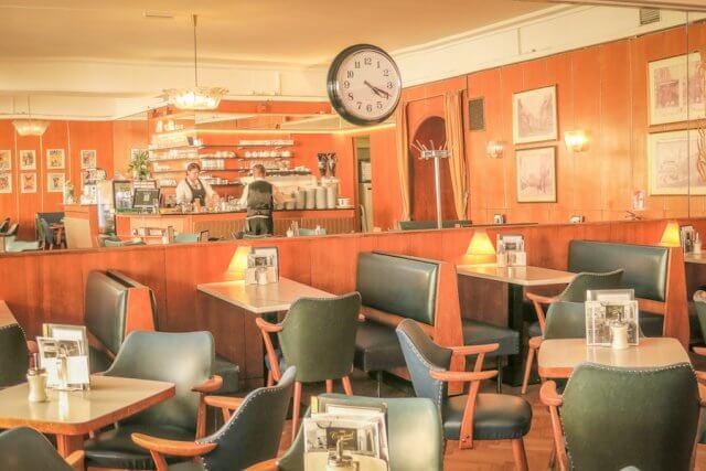 Baden bei Wien Café Central