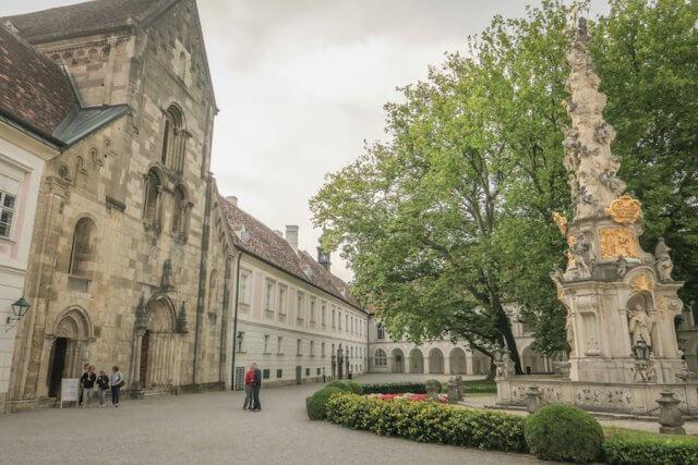 Baden bei Wien Kloster