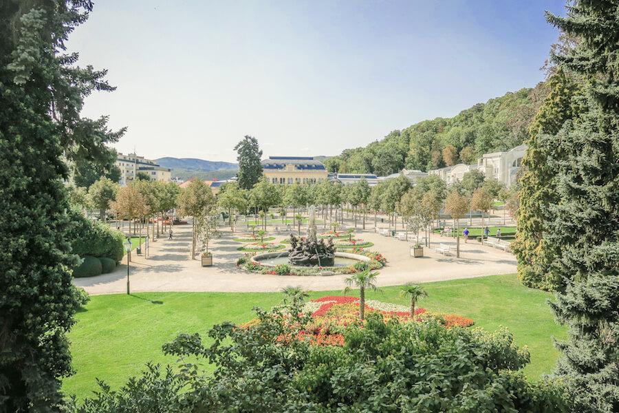 Baden-Baden zum Kennenlernen: Ein Reise - zarell.com