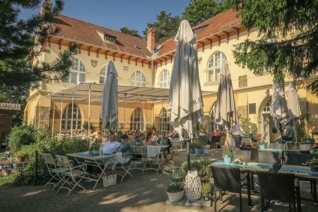 Baden bei Wien Café Blickweit