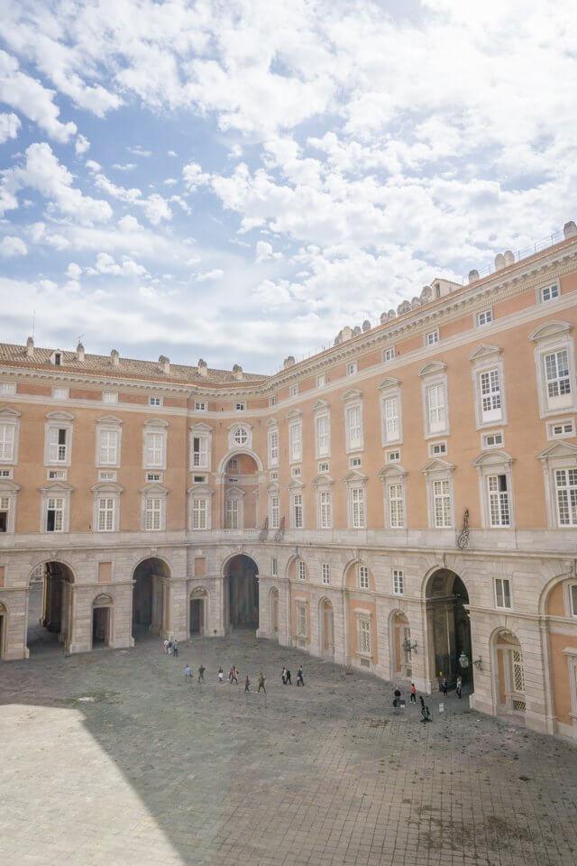 Italien Neapel Reggia di Caserta
