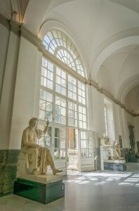 Italien Neapel Museo archeologico nazionale