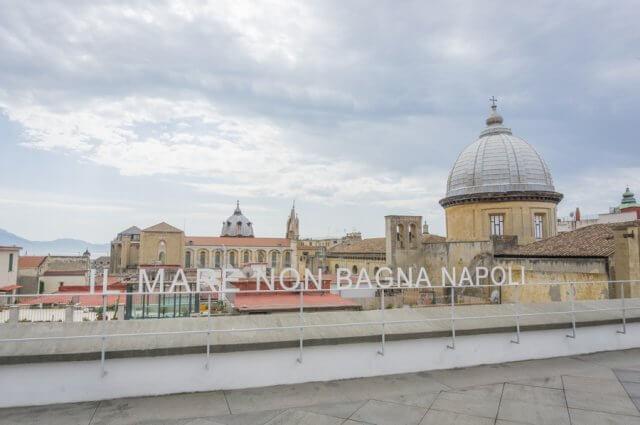 Italien Neapel Museo Madre