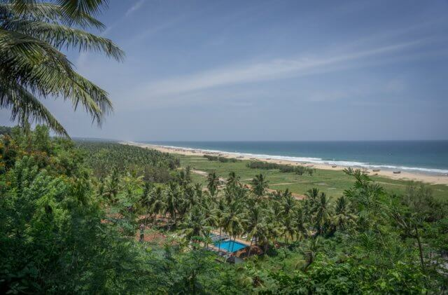 Kerala Ayurveda Kur Südindien Yoga