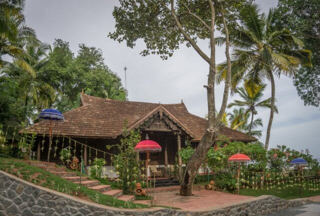 Kerala Ayurveda Kur Südindien Resort