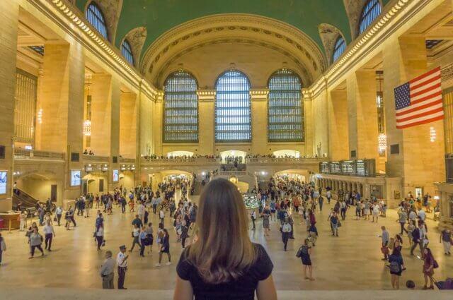 New York City Manhattan Grand Central Station