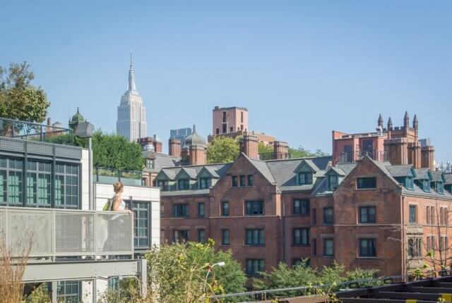 New York City Manhattan Highline