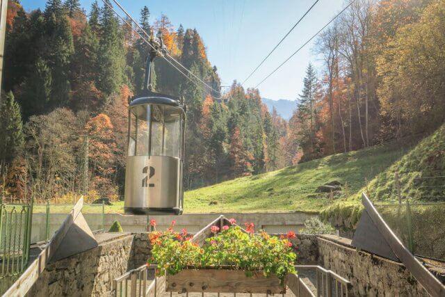 Ausflugsziele Bayern Garmisch Patenkirchen Das Graseck Seilbahn