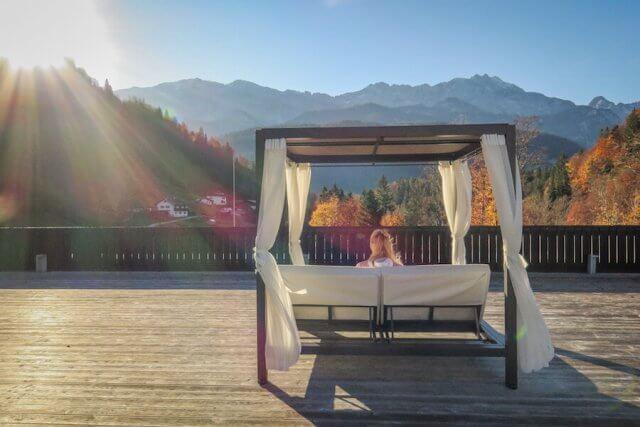 Ausflugsziele Bayern Garmisch Das Graseck Entspannung