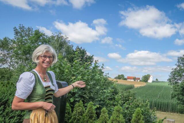 Ausflugsziele Bayern Hallertau Elisabeth